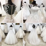 Свадебное платье в цвете Pudra, Ростов-на-Дону
