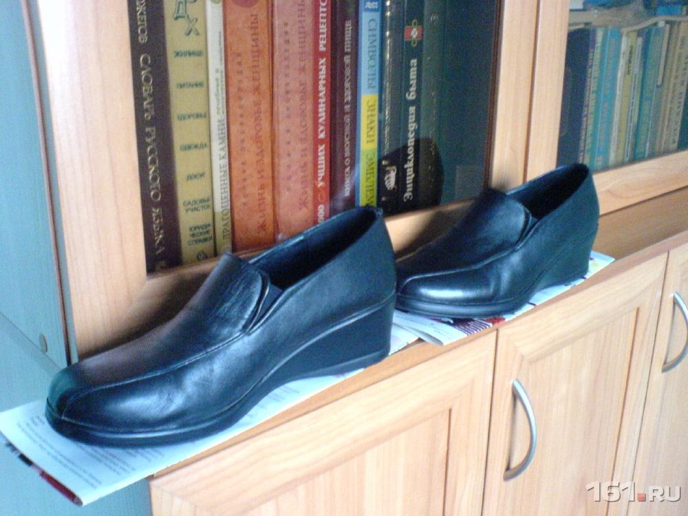 Кожаная обувь в ростове на дону